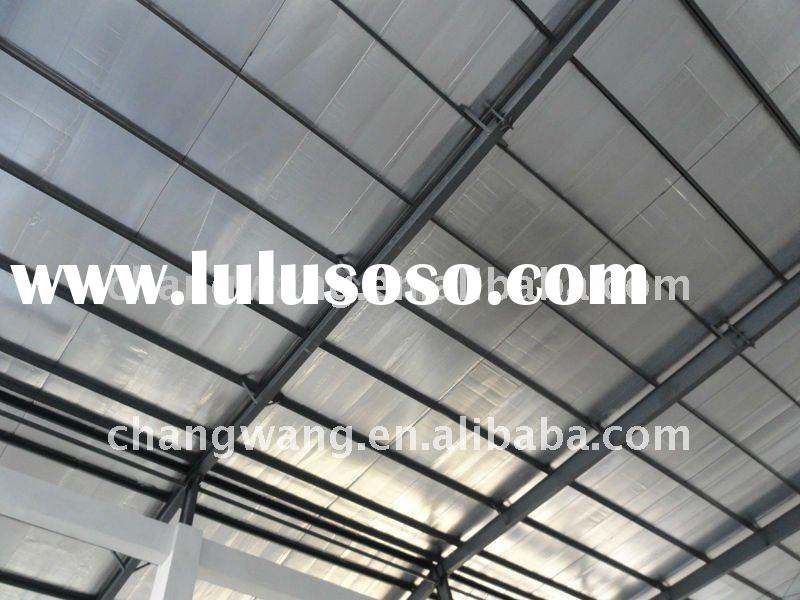 aluminum foil thermal insulation construction and building material