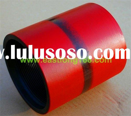 api 5ct octg eue seamless fitting pipe casing and tubing coupling for oilfield