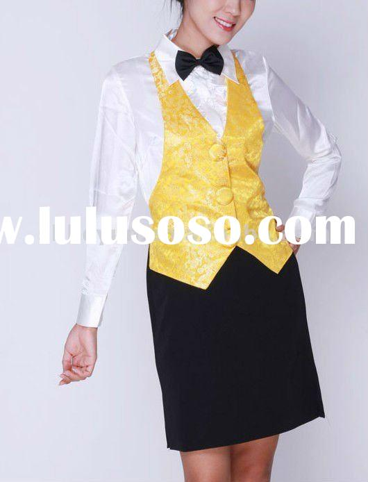 cheap price for hotel uniforms