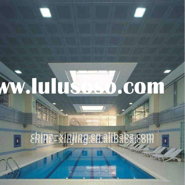 Modern ceiling designs for homes modern ceiling designs for homes manufacturers in for Indoor swimming pool ceiling materials