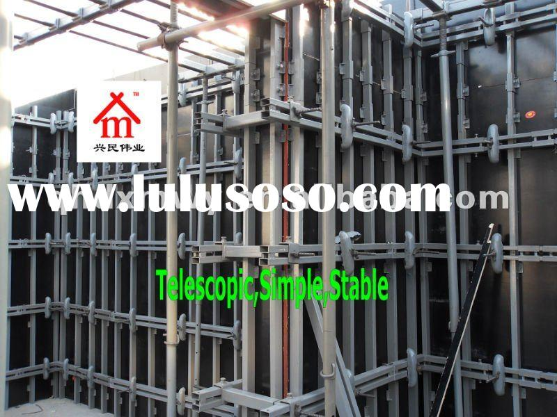 new construction material types of steel scaffolding