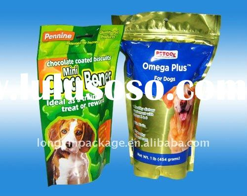 pet food bag for dog/cat/pet food packaging bag/dog food bag