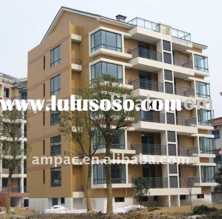 prefab steel structure apartment(residential buildings,prefab building)