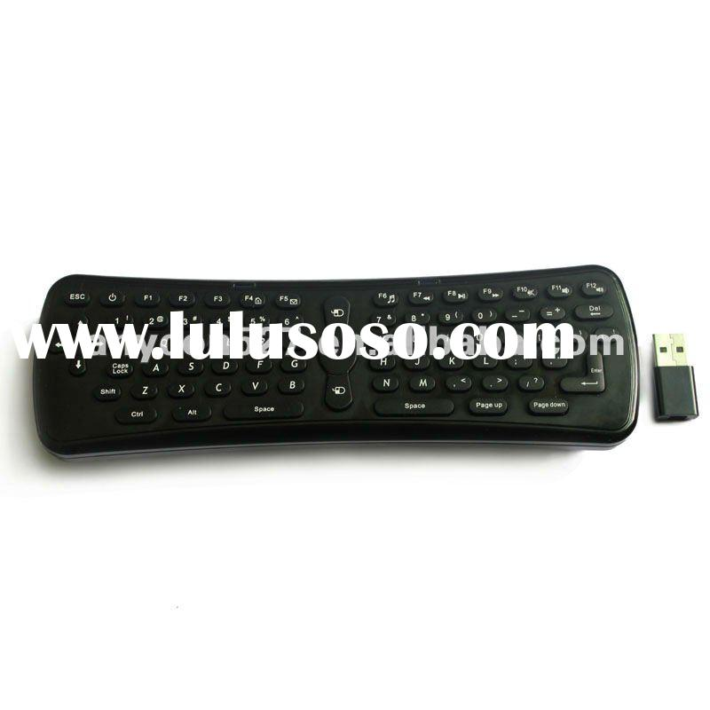 qwerty keyboard remote control;air mouse remote control