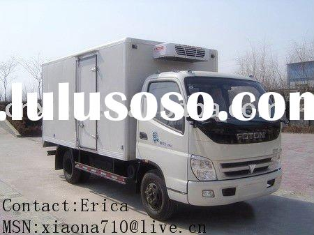 refrigeration lorry,box car,van truck,freezer box van trucks,refrigerated food transportation trucks