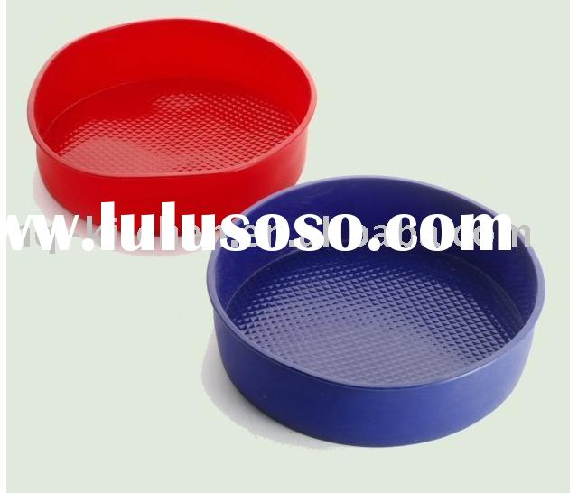 silicone cake mould - round cake mould