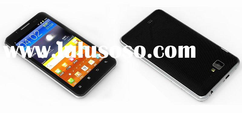 """smart phone android 4.0 dual sim cards5.2""""(E502) ,3G/GPS/Bluetooth support"""