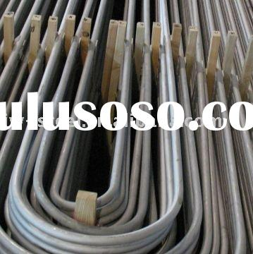 stainless steel coil tube(u bend tubing)