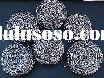 stainless steel wire wool