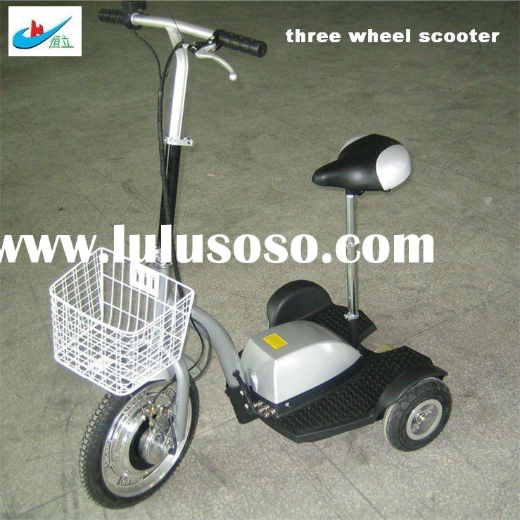 three wheels electric scooter 350w HL-E41A