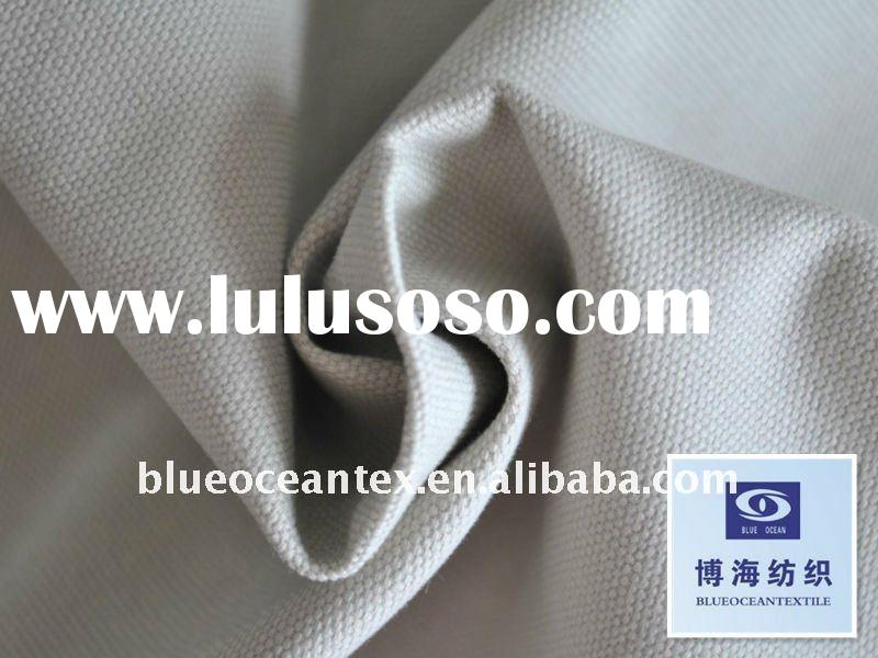 100% Cotton Canvas 16+16X12+12/108X5 260gsm/ 7.6OZ Cotton Duck Cloth Fabric Cotton Duck Canvas Fabri