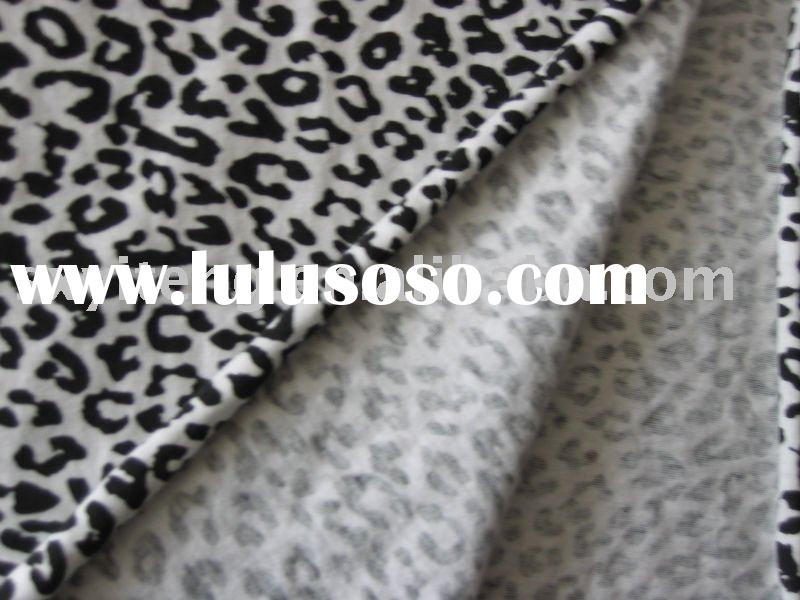 100% combed cotton 40s printed single jersey fabric