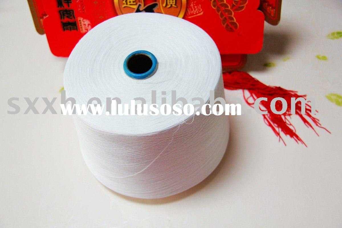 100% combed cotton yarn 80/2s ring spun yarn
