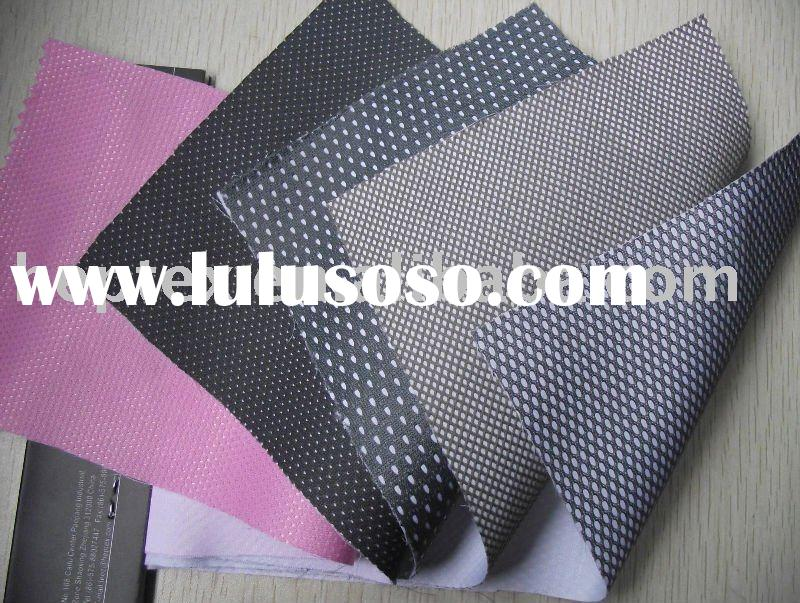 100% polyester athletic mesh bonding fabric for outdoor clothes