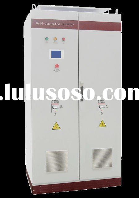 100kW Solar Inverter with DSP Controller and High Efficiency, Overloading Protection