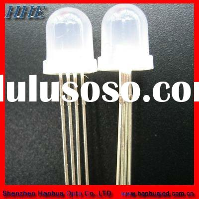 10MM RGB DIFFUSED LED DIODE