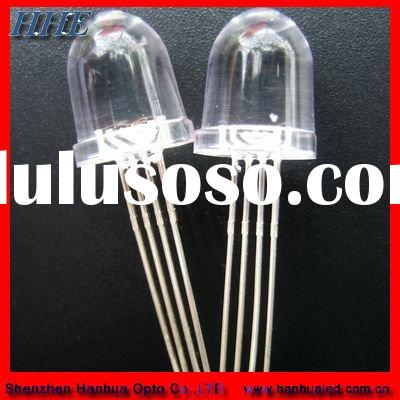 10mm rgb chip power led diode