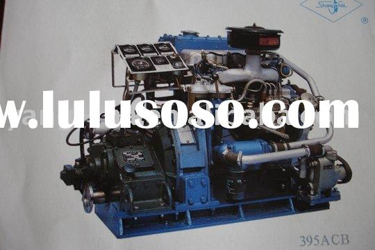 15.8kw 21.5hp water cooled 4 stroke diesel marine engine