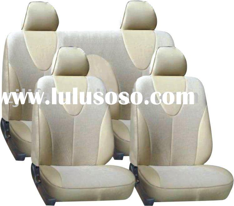 2012new design pvc leather car seat cover