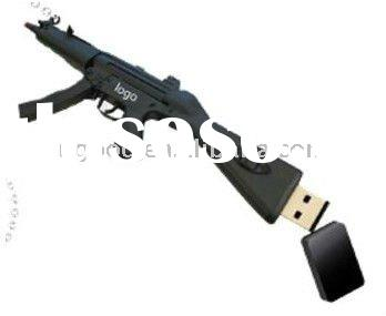 4GB Ak-47 style rifle USB flash drive