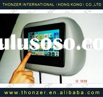 "7"" Touch Screen Advertising player with SD/Body Sensor (TZ-H768)"
