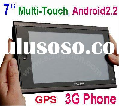 """7inch 7"""" 7 inch android 2.2 3G multi-touch Mobile Phone or Cell Phone or Smart Phone or cellpho"""