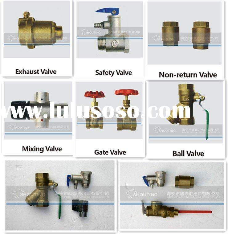 Accessories&Fittings Valves For Solar Water Heater