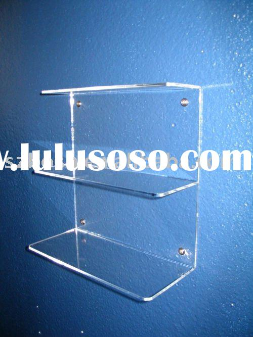 Acrylic Shoes Shelf,Wall Mounted Shelf,Acrylic Display Stand