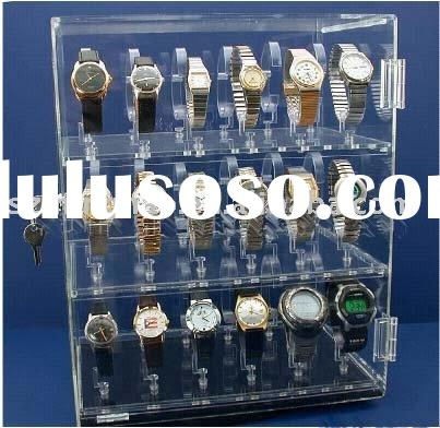 Acrylic Watch display case / showcase