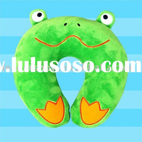 Animal Frog cooling neck pillow