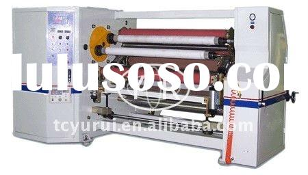 Automatic Adhesive Tapes duplex rewinding machine