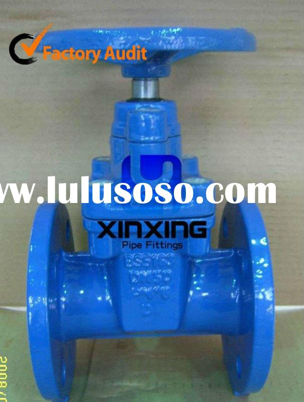 BS 5163 gate valve with epoxy coating