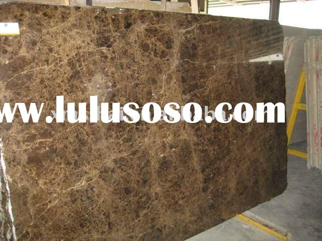 Best quality dark emperador brown marble