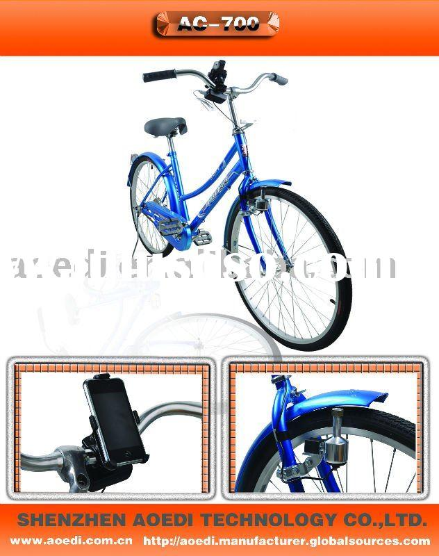 Bicycle accessories, Cheap price, low carton, save energy movable mobile phone Charger Kit, used to