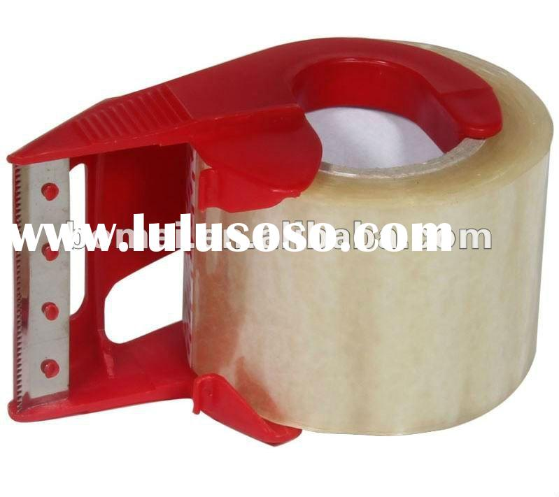 Bopp Clear Packing Tape withe Tape Dispenser