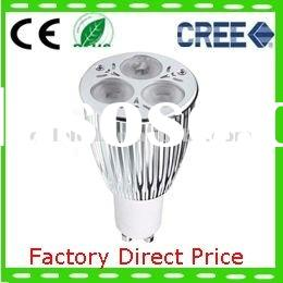 CREE/Edison/Epistar LED GU10 Downlight Bulb