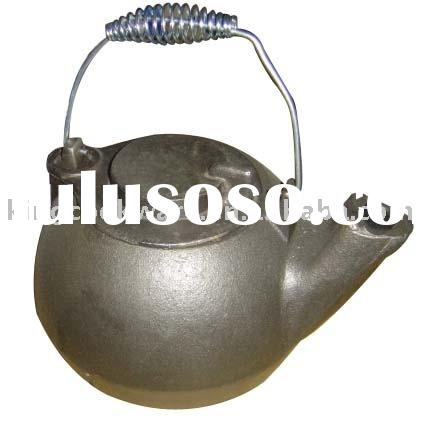 Cast Iron Tea Kettle 3