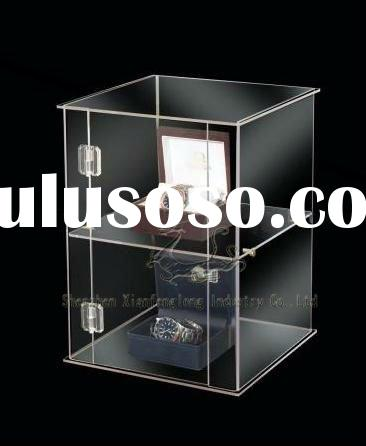 Clear Acrylic Watch Display Case