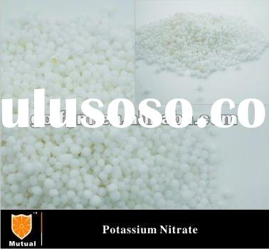Crystal and Granular Potassium Nitrate Fertilizer (13-0-46) for lawn