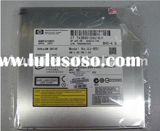 DVD RW DL Notebook IDE Drive LightScribe Matshita UJ-851 dvd writer