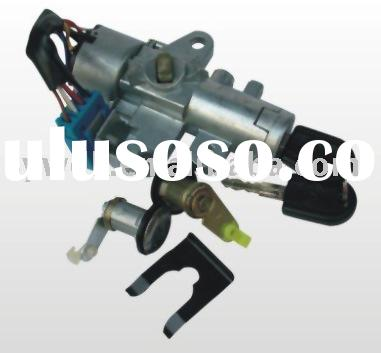 Dongfeng truck cab parts door lock assembly 3704010-C0100