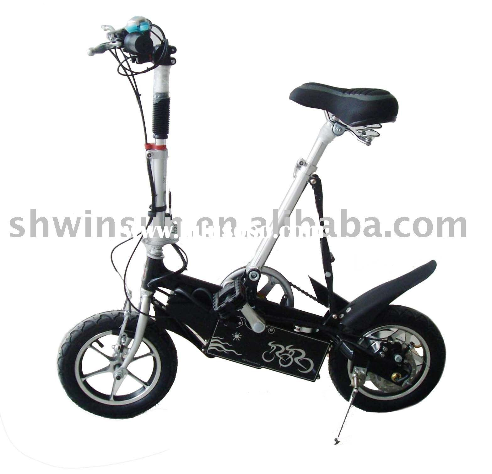 Electric scooter Mini bike mini electrical bike small mini bike e-bike e-bicycle foldable ebike fold