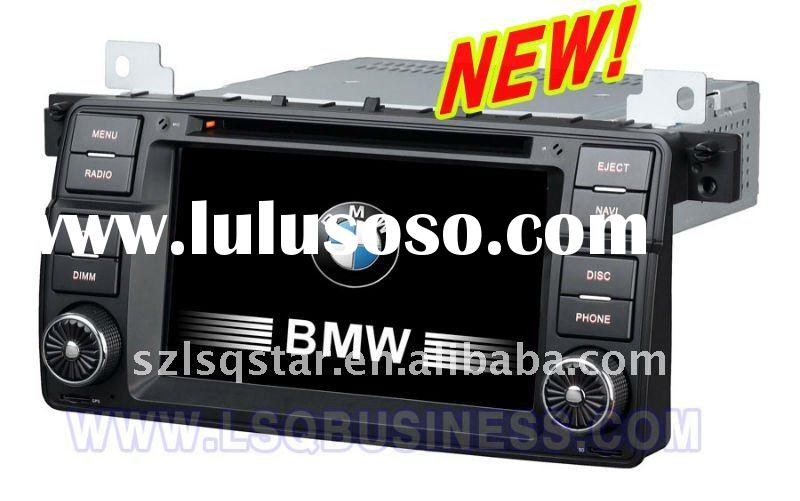 FOR BMW E46 CAR DVD/RADIO/VEDIO/AUDIO PLAYER WITH GPS FUNCTIONS