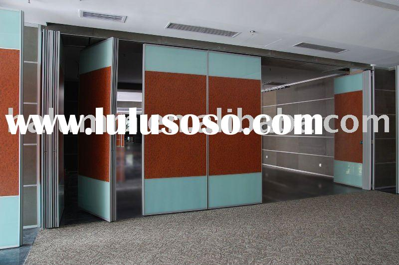 Folding Partition Walls