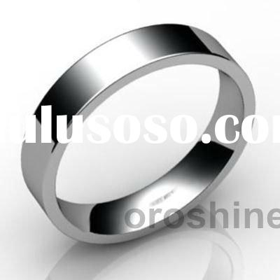 GR1090-titanium wedding rings