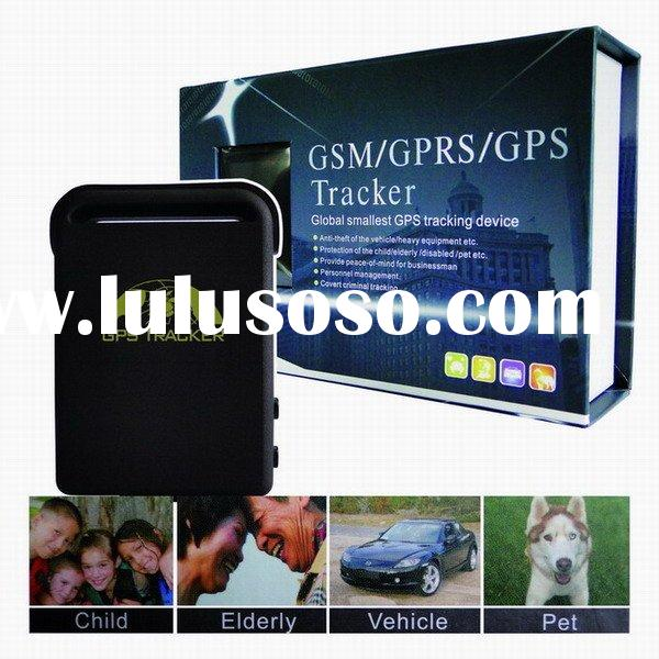 GSM GPRS GPS Tracker Tracking Hard wired Car