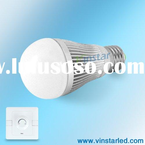 GU10,E27,B22,E14,E26 with CE&RoHS manufacturer welcome OEM.9W dimmable led bulb lamp