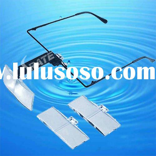 Glasses Head Magnifier with LED Light MG19157-4