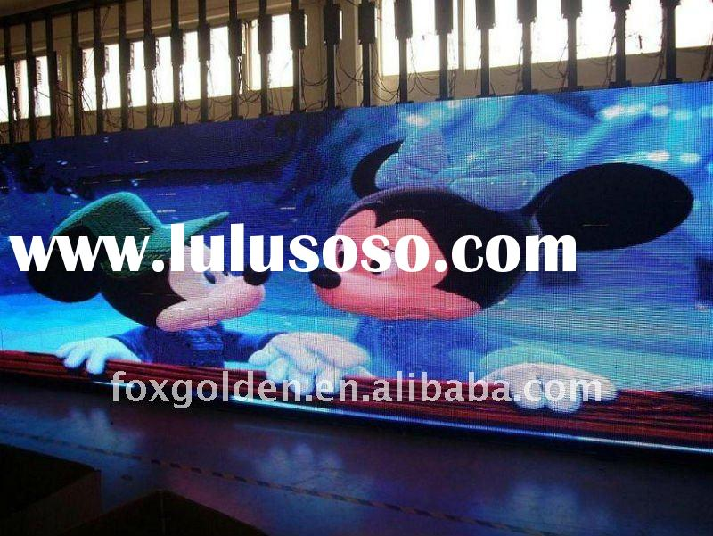 Great price indoor lg lcd led tv display advertising billboard