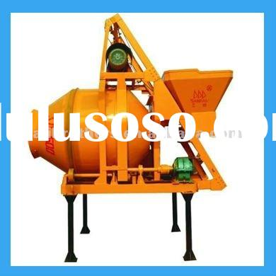 JZC500 widely used concrete mixer with drum
